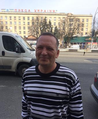 Михаил Татарников